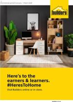 Builders Warehouse Specials 5 January 2021