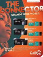 Cell C Specials 1 February 2021