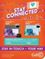 Cell C Specials Booklet 15 May 2020