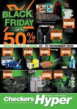 Checkers Specials Hyper Black Friday 23 November 2020