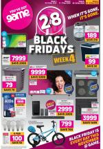 Game Specials Black Friday Week 4 25 November 2020