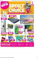 Game Specials Spoilt For Choice 20 May 2020