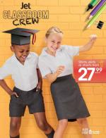 Jet Stores Catalogue Back To School 21 December 2020