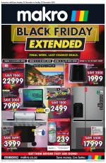 Makro Specials Black Friday Week 4 23 November 2020
