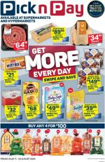Pick N Pay Specials 11 August 2020