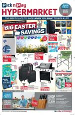 Pick N Pay Specials Big Easter Savings Hypermarkets 23 March 2020