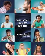 President Hyper Specials We Love What We Do 5 18 October 2021