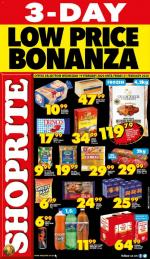 Shoprite Specials Low Price Bonanza 19 February 2020