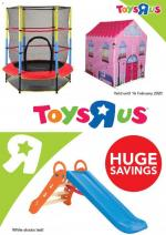 Toys R Us Specials 3 February 2020