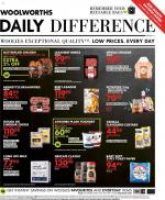 Woolworths Specials 4 24 October 2021