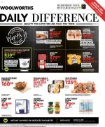 Woolworths Specials Daily Difference 24 February 2020