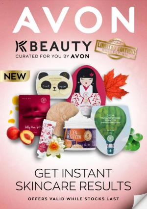 avon brochure beauty collection 10 august 2020