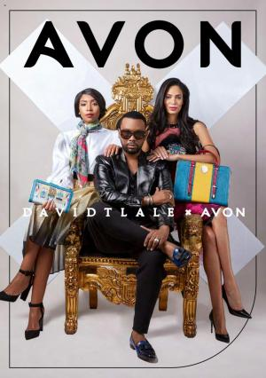 avon brochure david tlale 16 september 2020