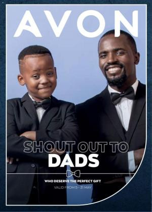 avon brochure fathers day 2021