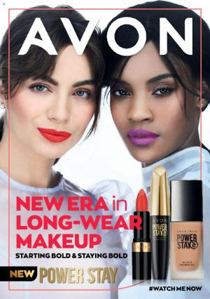 avon brochure powerstay 9 october 2020