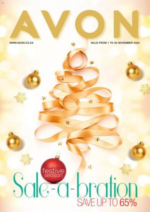avon brochure pre festive season 1 november 2020