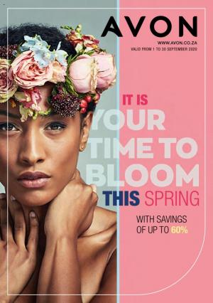 avon brochure spring savings 1 september 2020