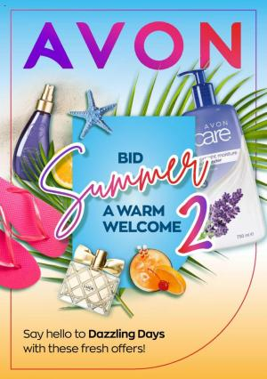 avon brochure summer sale 2 2020