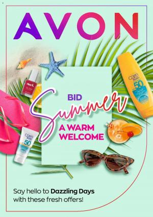 avon brochure summer sale october 2020
