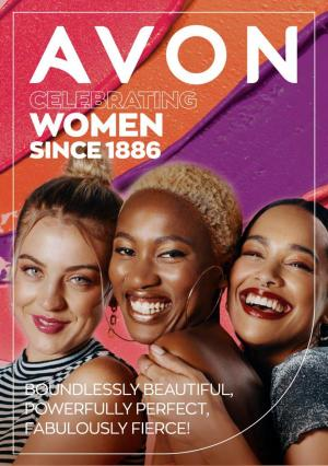 avon brochure women month 17 august 2020