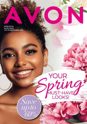 avon brochure your spring must have looks 1 30 september 2021