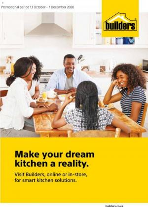 builders warehouse specials make your dream kitchen 13 october 2020