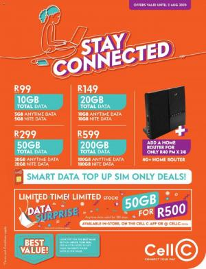 cell c specials 1 july 2020