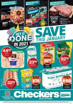 checkers specials 14 january 2021