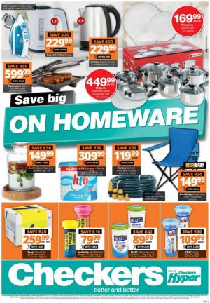 checkers specials homeware 24 august 2020