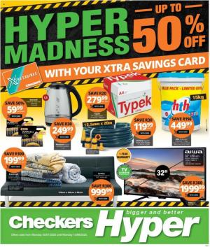 checkers specials hyper madness 50 off 20 july 2020