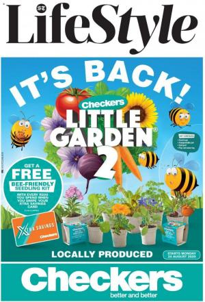 checkers specials little garden 24 august 2020