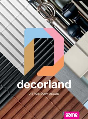 game specials decorland promotion 17 february 2020