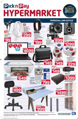 pick n pay specials back to school massive savings 27 december 2019