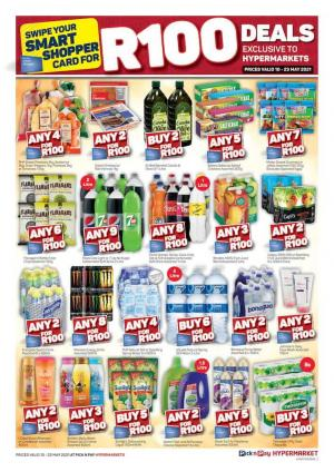 pick n pay specials r100 deals 10 23 may 2021