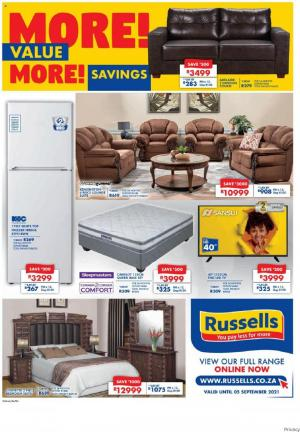 russells catalogue 2 aug 5 sep 2021