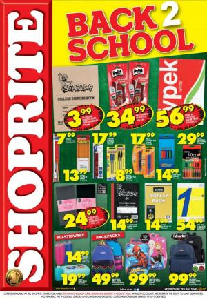 shoprite specials back to school 29 june 2020