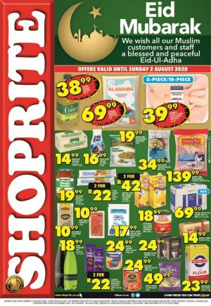 shoprite specials eid mubarak 20 july 2020