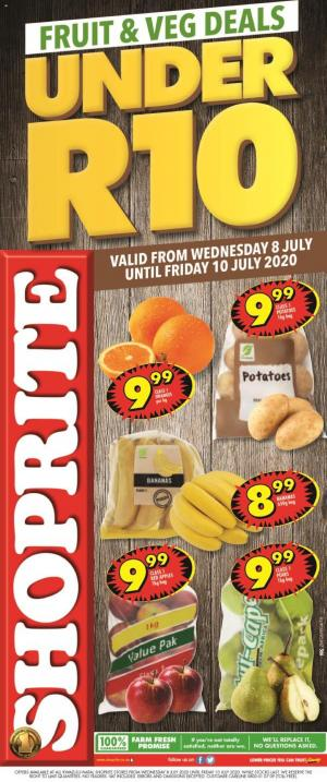 shoprite specials fruit and veg deals 8 july 2020