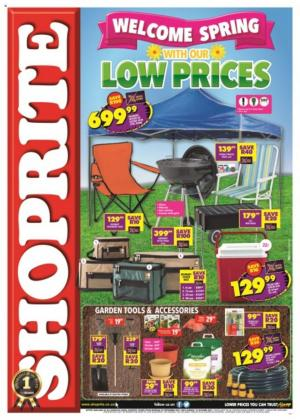 shoprite specials spring low prices 20 sep 10 oct 2021