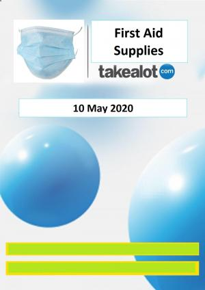 takealot specials first aid supplies 10 may 2020