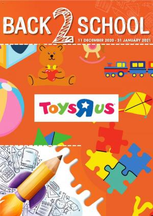 toys r us specials back 2 school 11 january 2021
