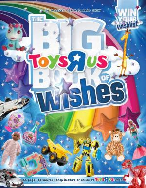 toys r us specials christmas catalogue 26 october 2020