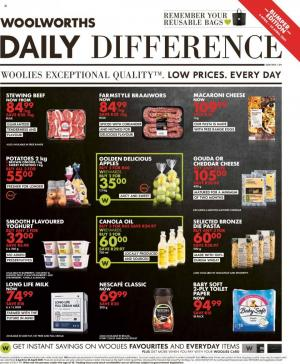 woolworths specials 5 25 april 2021