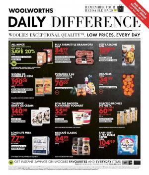woolworths specials 5 25 july 2021