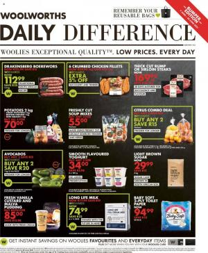 woolworths specials 7 20 june 2021
