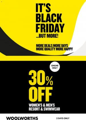 woolworths specials black friday 26 october 2020