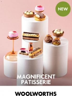 woolworths specials magnificent patisserie 5 october 2020