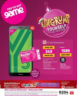game specials ungrump yourself this festive 6 november 2020