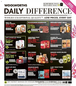 woolworths specials 7 december 2020