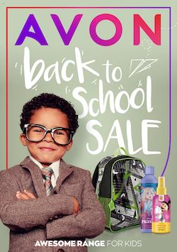 avon brochure back to school sale 15 january 2021
